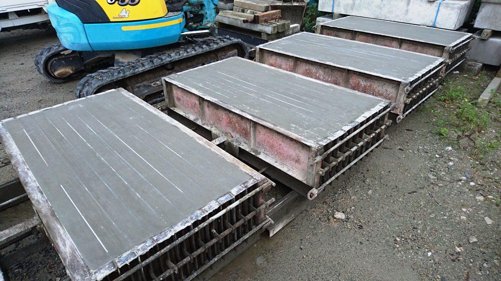 コンクリート板製造